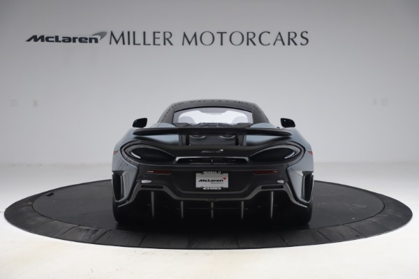 Used 2019 McLaren 600LT Coupe for sale $229,900 at Maserati of Greenwich in Greenwich CT 06830 5