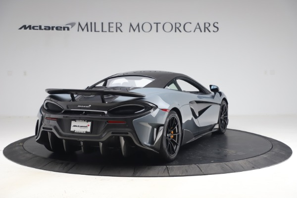 Used 2019 McLaren 600LT Coupe for sale $229,900 at Maserati of Greenwich in Greenwich CT 06830 6