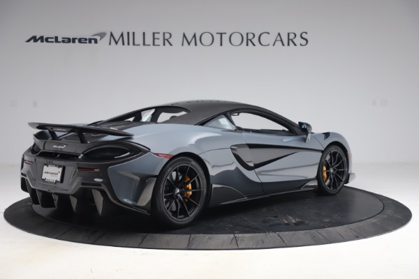 Used 2019 McLaren 600LT Coupe for sale $229,900 at Maserati of Greenwich in Greenwich CT 06830 7