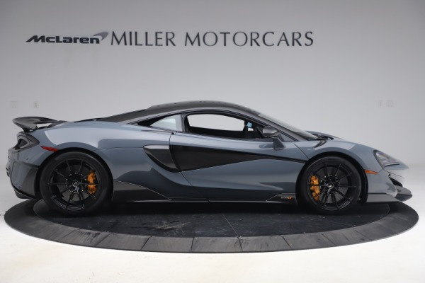 Used 2019 McLaren 600LT Coupe for sale $229,900 at Maserati of Greenwich in Greenwich CT 06830 8