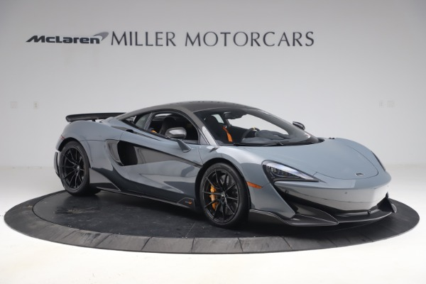 Used 2019 McLaren 600LT Coupe for sale $229,900 at Maserati of Greenwich in Greenwich CT 06830 9