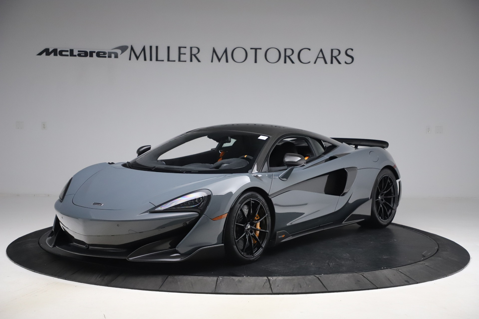 Used 2019 McLaren 600LT Coupe for sale $229,900 at Maserati of Greenwich in Greenwich CT 06830 1
