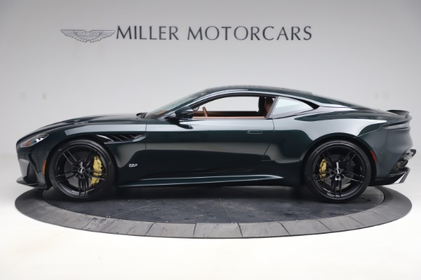 Used 2020 Aston Martin DBS Superleggera for sale $295,900 at Maserati of Greenwich in Greenwich CT 06830 2