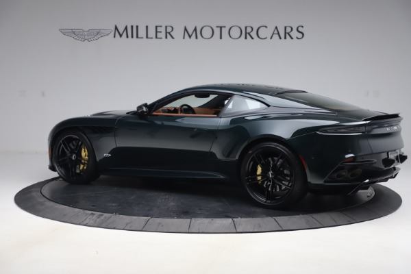 Used 2020 Aston Martin DBS Superleggera for sale $295,900 at Maserati of Greenwich in Greenwich CT 06830 3