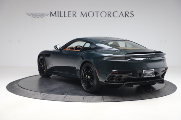 Used 2020 Aston Martin DBS Superleggera for sale $295,900 at Maserati of Greenwich in Greenwich CT 06830 4