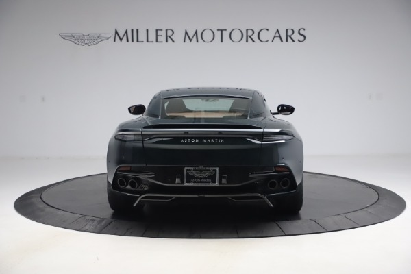 Used 2020 Aston Martin DBS Superleggera for sale $295,900 at Maserati of Greenwich in Greenwich CT 06830 5