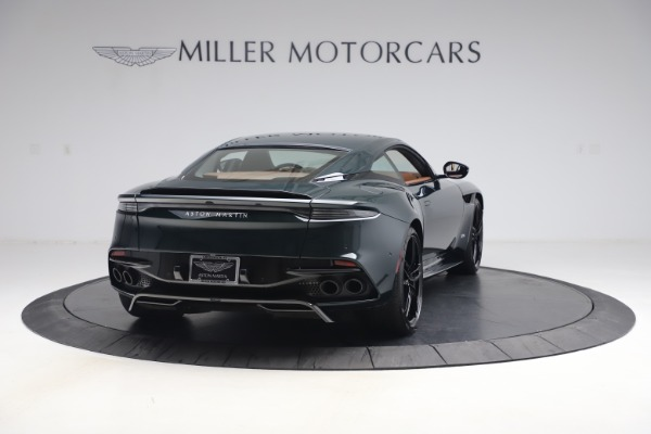 Used 2020 Aston Martin DBS Superleggera for sale $295,900 at Maserati of Greenwich in Greenwich CT 06830 6
