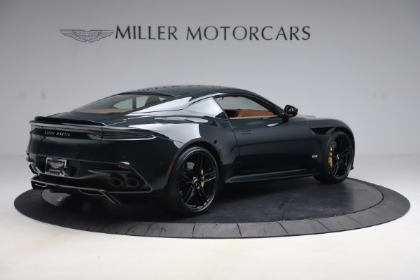 Used 2020 Aston Martin DBS Superleggera for sale $295,900 at Maserati of Greenwich in Greenwich CT 06830 7