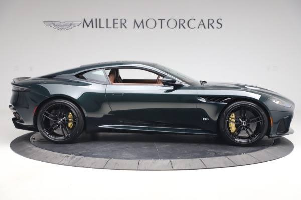Used 2020 Aston Martin DBS Superleggera for sale $295,900 at Maserati of Greenwich in Greenwich CT 06830 8