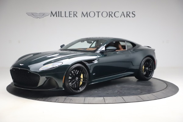 Used 2020 Aston Martin DBS Superleggera for sale $295,900 at Maserati of Greenwich in Greenwich CT 06830 1