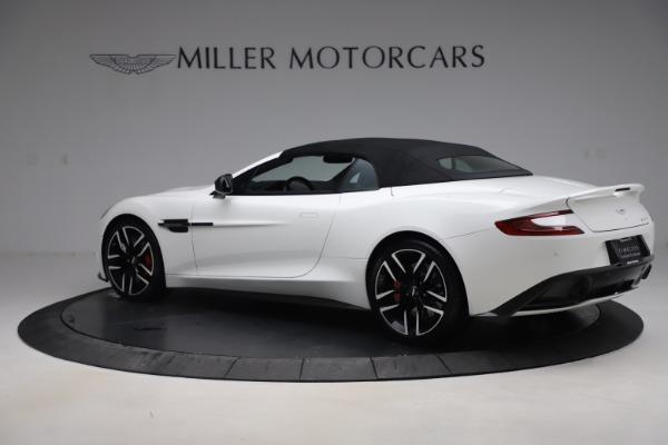 Used 2015 Aston Martin Vanquish Volante for sale $139,900 at Maserati of Greenwich in Greenwich CT 06830 15
