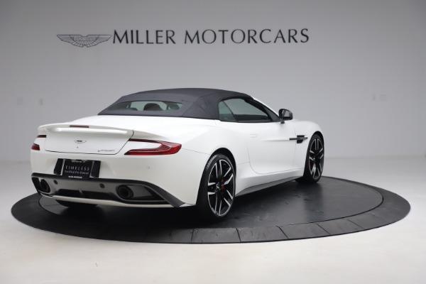 Used 2015 Aston Martin Vanquish Volante for sale $139,900 at Maserati of Greenwich in Greenwich CT 06830 16