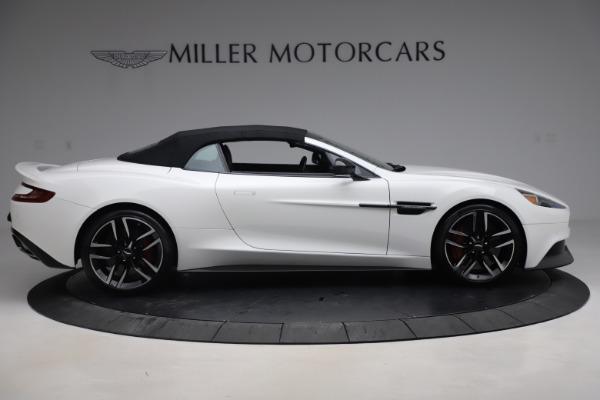 Used 2015 Aston Martin Vanquish Volante for sale $139,900 at Maserati of Greenwich in Greenwich CT 06830 17