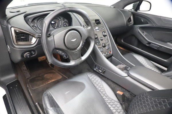 Used 2015 Aston Martin Vanquish Volante for sale $139,900 at Maserati of Greenwich in Greenwich CT 06830 19
