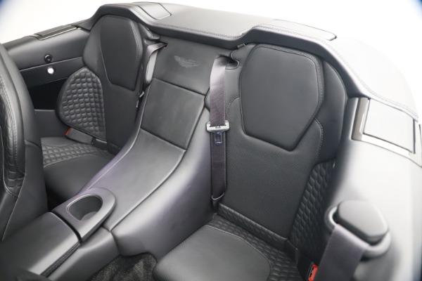 Used 2015 Aston Martin Vanquish Volante for sale $139,900 at Maserati of Greenwich in Greenwich CT 06830 25