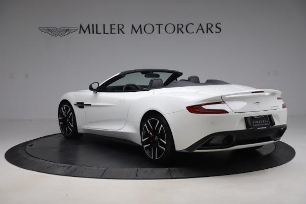 Used 2015 Aston Martin Vanquish Volante for sale $139,900 at Maserati of Greenwich in Greenwich CT 06830 4