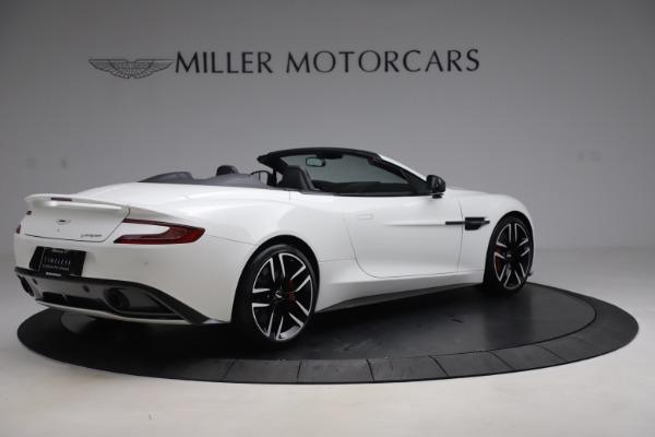 Used 2015 Aston Martin Vanquish Volante for sale $139,900 at Maserati of Greenwich in Greenwich CT 06830 7