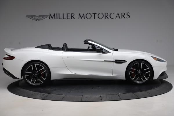 Used 2015 Aston Martin Vanquish Volante for sale $139,900 at Maserati of Greenwich in Greenwich CT 06830 8