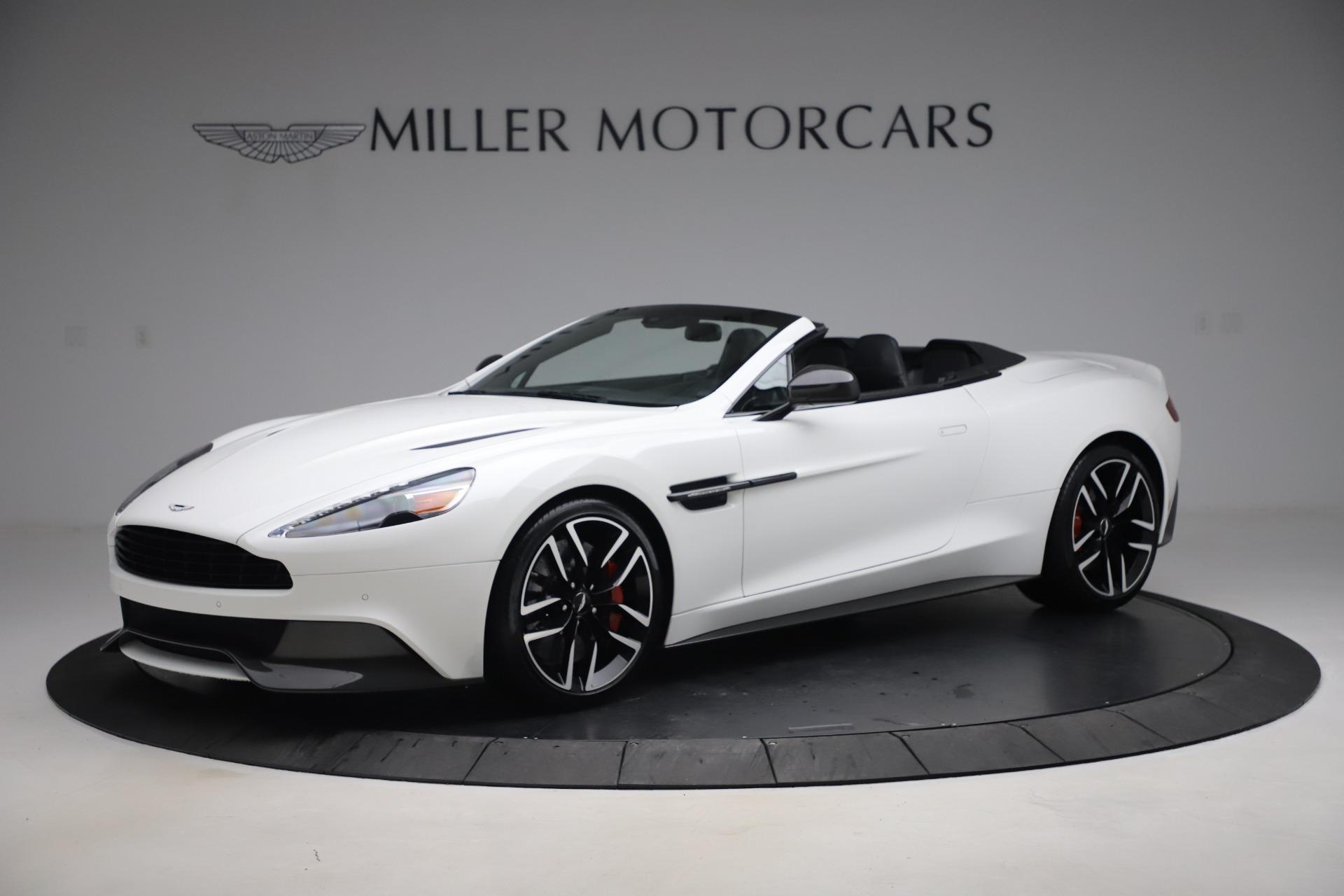 Used 2015 Aston Martin Vanquish Volante for sale $139,900 at Maserati of Greenwich in Greenwich CT 06830 1