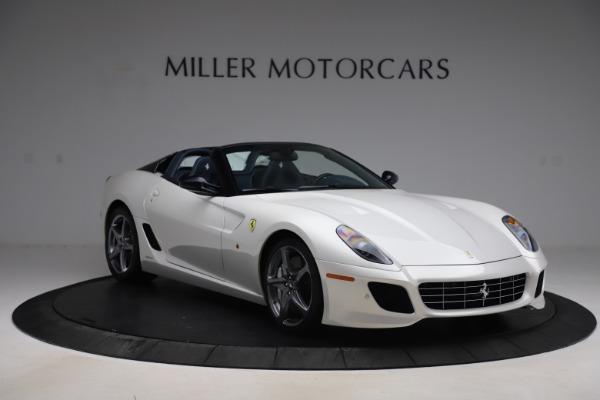 Used 2011 Ferrari 599 SA Aperta for sale $1,379,000 at Maserati of Greenwich in Greenwich CT 06830 11