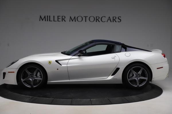 Used 2011 Ferrari 599 SA Aperta for sale $1,379,000 at Maserati of Greenwich in Greenwich CT 06830 12