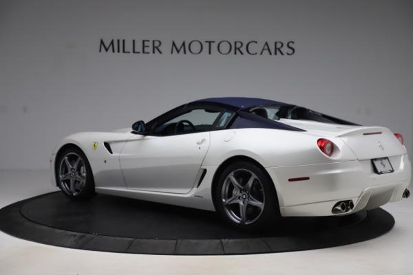 Used 2011 Ferrari 599 SA Aperta for sale $1,379,000 at Maserati of Greenwich in Greenwich CT 06830 13