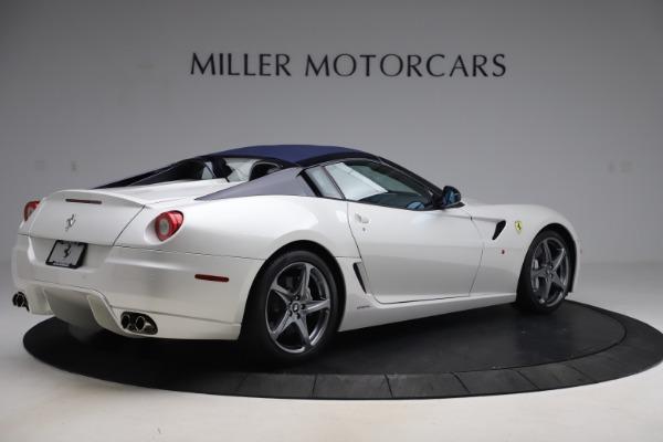 Used 2011 Ferrari 599 SA Aperta for sale $1,379,000 at Maserati of Greenwich in Greenwich CT 06830 14