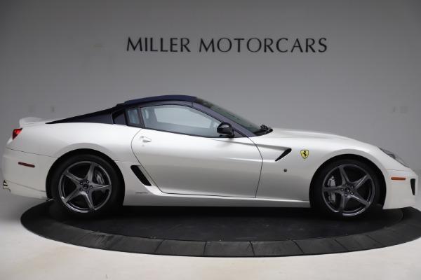 Used 2011 Ferrari 599 SA Aperta for sale $1,379,000 at Maserati of Greenwich in Greenwich CT 06830 15