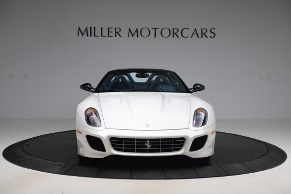 Used 2011 Ferrari 599 SA Aperta for sale $1,379,000 at Maserati of Greenwich in Greenwich CT 06830 16