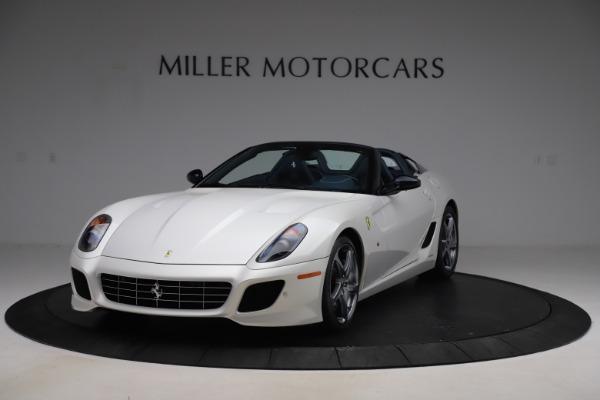 Used 2011 Ferrari 599 SA Aperta for sale $1,379,000 at Maserati of Greenwich in Greenwich CT 06830 2