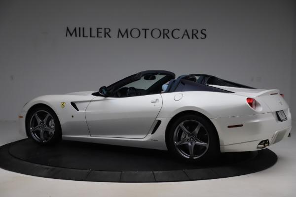 Used 2011 Ferrari 599 SA Aperta for sale $1,379,000 at Maserati of Greenwich in Greenwich CT 06830 4