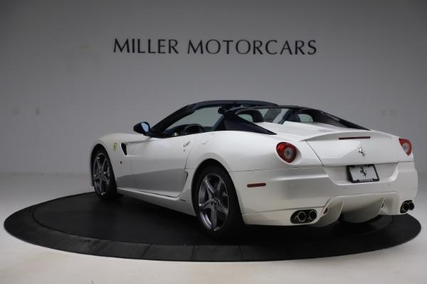 Used 2011 Ferrari 599 SA Aperta for sale $1,379,000 at Maserati of Greenwich in Greenwich CT 06830 5