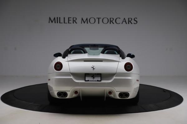 Used 2011 Ferrari 599 SA Aperta for sale $1,379,000 at Maserati of Greenwich in Greenwich CT 06830 6