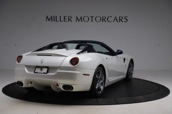 Used 2011 Ferrari 599 SA Aperta for sale $1,379,000 at Maserati of Greenwich in Greenwich CT 06830 7