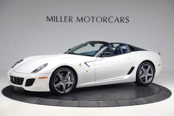 Used 2011 Ferrari 599 SA Aperta for sale $1,379,000 at Maserati of Greenwich in Greenwich CT 06830 1