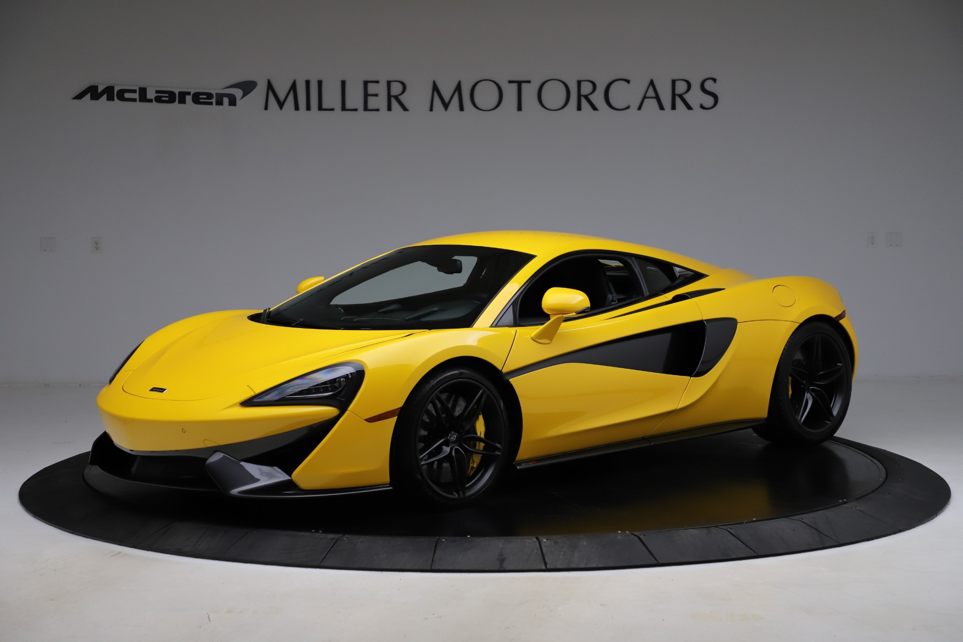Used 2016 McLaren 570S Coupe for sale Call for price at Maserati of Greenwich in Greenwich CT 06830 1