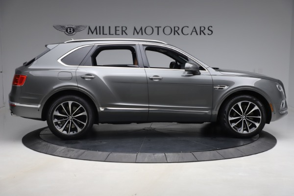 Used 2018 Bentley Bentayga W12 for sale $156,900 at Maserati of Greenwich in Greenwich CT 06830 10