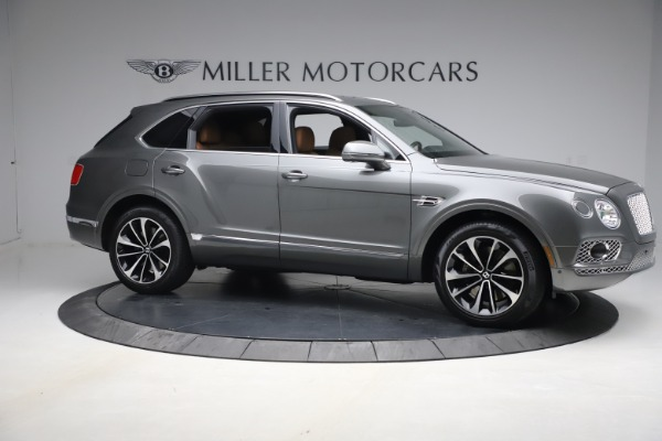 Used 2018 Bentley Bentayga W12 for sale $156,900 at Maserati of Greenwich in Greenwich CT 06830 11