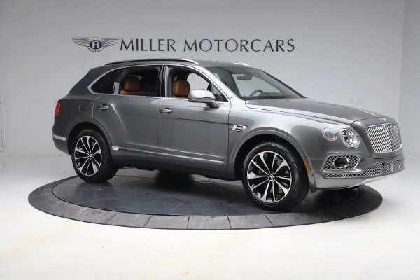 Used 2018 Bentley Bentayga W12 for sale $156,900 at Maserati of Greenwich in Greenwich CT 06830 12