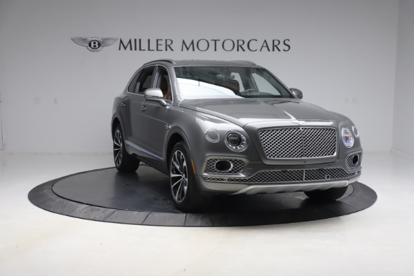 Used 2018 Bentley Bentayga W12 for sale $156,900 at Maserati of Greenwich in Greenwich CT 06830 13