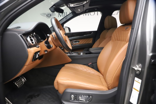 Used 2018 Bentley Bentayga W12 for sale $156,900 at Maserati of Greenwich in Greenwich CT 06830 20