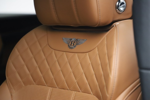 Used 2018 Bentley Bentayga W12 for sale $156,900 at Maserati of Greenwich in Greenwich CT 06830 22