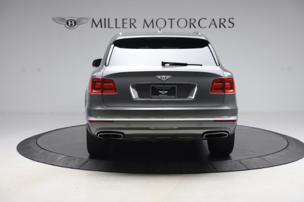 Used 2018 Bentley Bentayga W12 for sale $156,900 at Maserati of Greenwich in Greenwich CT 06830 6