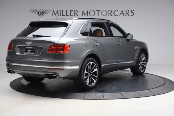 Used 2018 Bentley Bentayga W12 for sale $156,900 at Maserati of Greenwich in Greenwich CT 06830 8