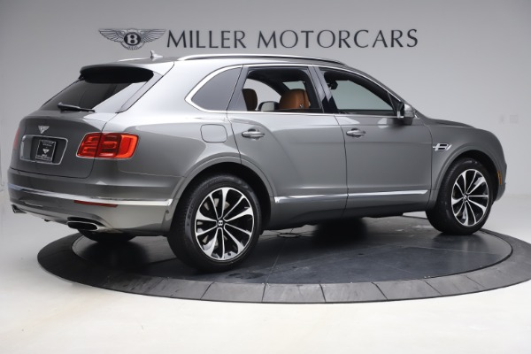 Used 2018 Bentley Bentayga W12 for sale $156,900 at Maserati of Greenwich in Greenwich CT 06830 9