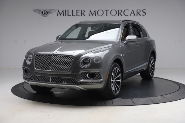 Used 2018 Bentley Bentayga W12 for sale $156,900 at Maserati of Greenwich in Greenwich CT 06830 1