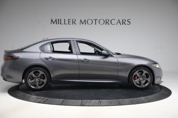 Used 2017 Alfa Romeo Giulia Ti Sport for sale $26,900 at Maserati of Greenwich in Greenwich CT 06830 10