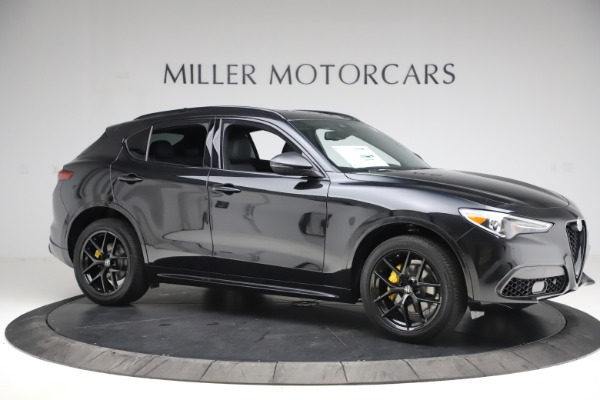 New 2020 Alfa Romeo Stelvio Ti Sport Q4 for sale $49,945 at Maserati of Greenwich in Greenwich CT 06830 10