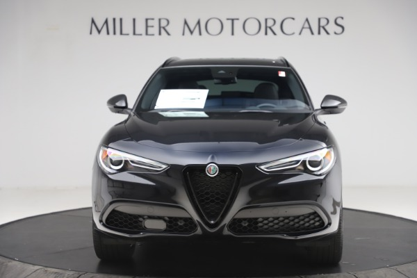 New 2020 Alfa Romeo Stelvio Ti Sport Q4 for sale $49,945 at Maserati of Greenwich in Greenwich CT 06830 12