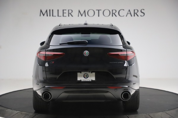New 2020 Alfa Romeo Stelvio Ti Sport Q4 for sale $49,945 at Maserati of Greenwich in Greenwich CT 06830 6